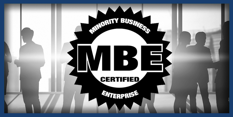 2011: MBE Certification